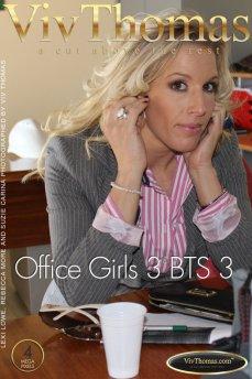 Office Girls 3 BTS Part Three