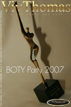 BOTY Party 2007