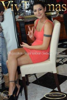 On Location - Legal Lesbian Seduction Part Five