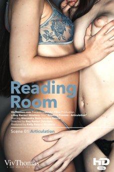 Reading Room Scene 1 - Articulation