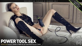 Power Tool Sex