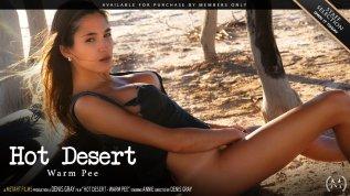 Hot Desert Warm Pee