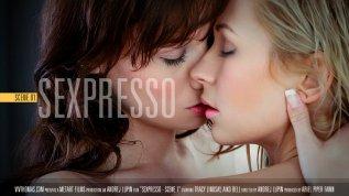 Sexpresso Scene 1
