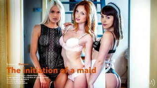 The Initiation of a Maid Episode 3 - Damsel