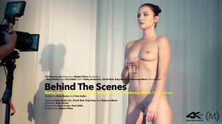 Behind The Scenes: Kathy Anderson, Charli Red, Katy Rose & Rebecca Black On Location