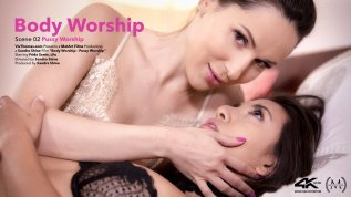 Body Worship Episode 2 - Pussy Worship
