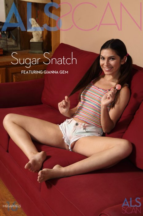 ALSscan – Gianna Gem – Sugar Snatch 01/23/2020