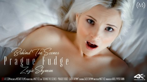 Behind The Scenes: Prague Fudge - Zazie Skymm
